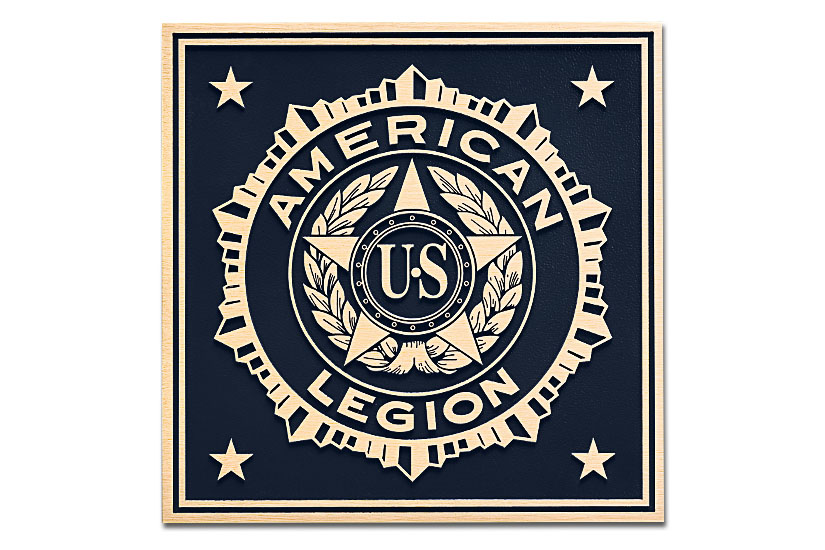 custom cast bronze amp aluminum plaques 100 usa east