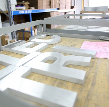 Cast Metal orders are manufactured and shipped in 8 to 12 production days