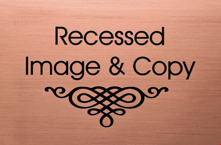 Etched and Engraved Plaques | Brass, Bronze and Stainless Steel